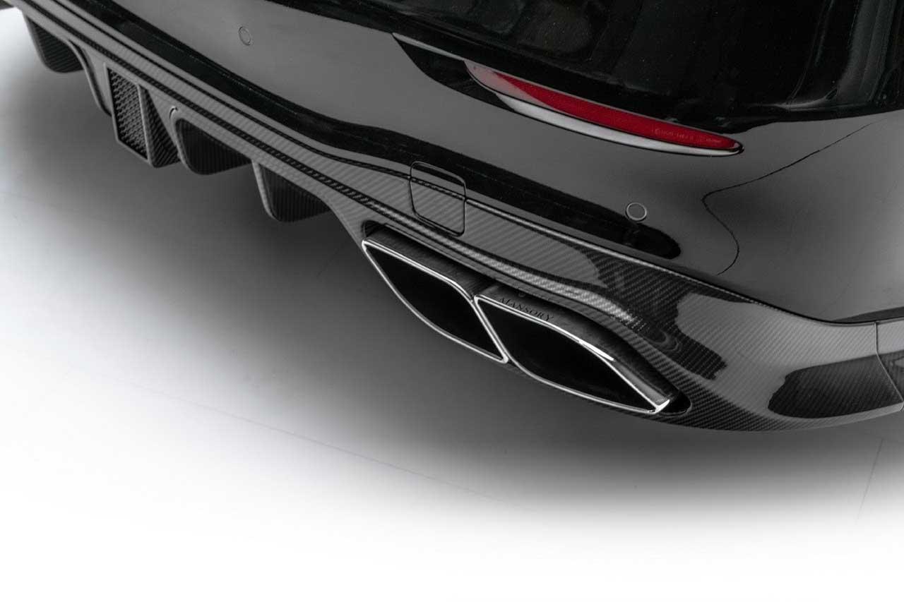 Mercedes S-Class W223 от Mansory.