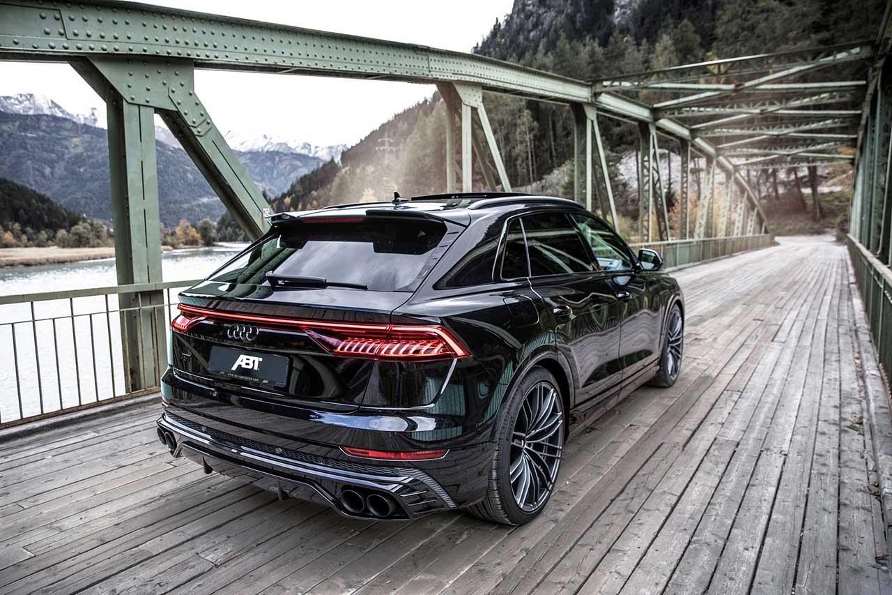Audi SQ8 TFSI