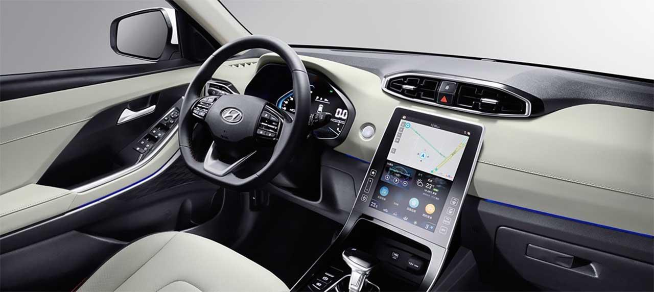 Hyundai Creta 2021 интерьер