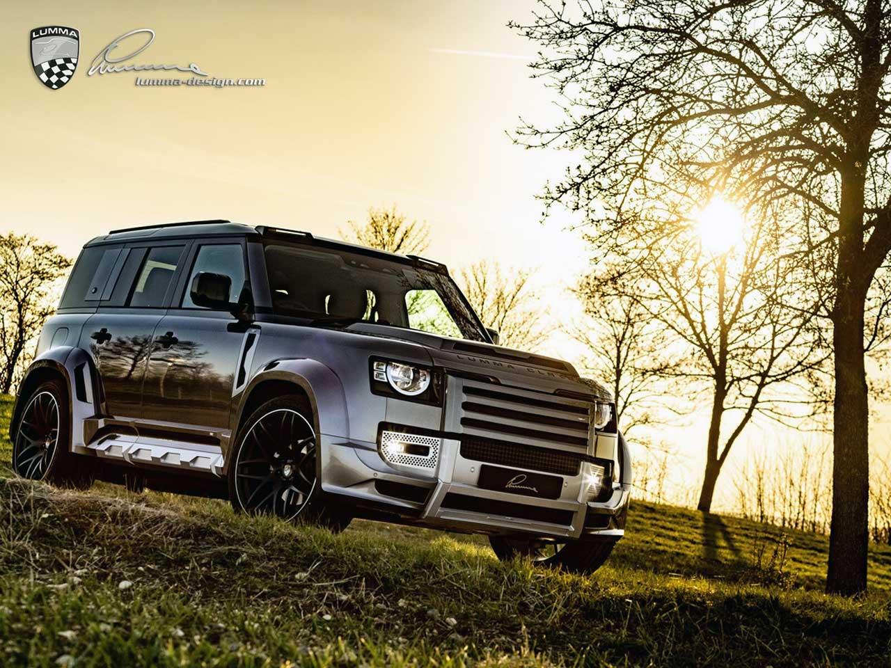 Land Rover Defender (L663)