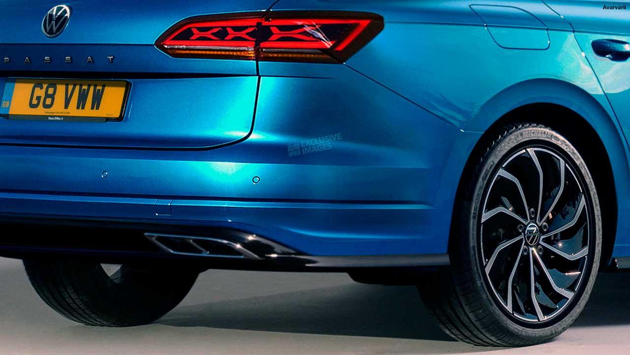 Volkswagen Passat B9