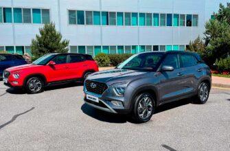 Hyundai Creta второго поколения.