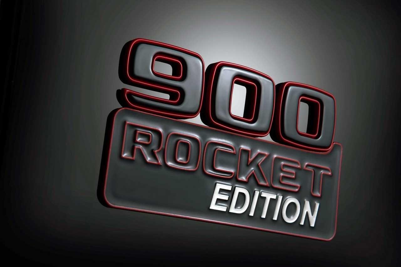 Mercedes-AMG G 63 Brabus 900 Rocket Edition
