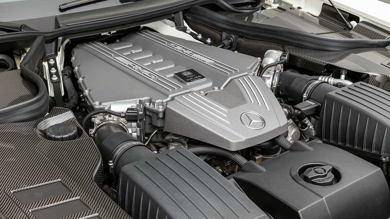 Mercedes-Benz SLS AMG Black Series 2013 года