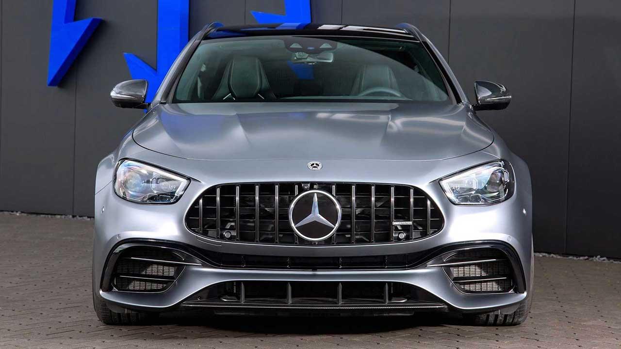 Специалисты Posaidon, базирующиеся в небольшом городке Мюльхайм-Карлих,Mercedes-AMG E 63 S 4Matic 2021
