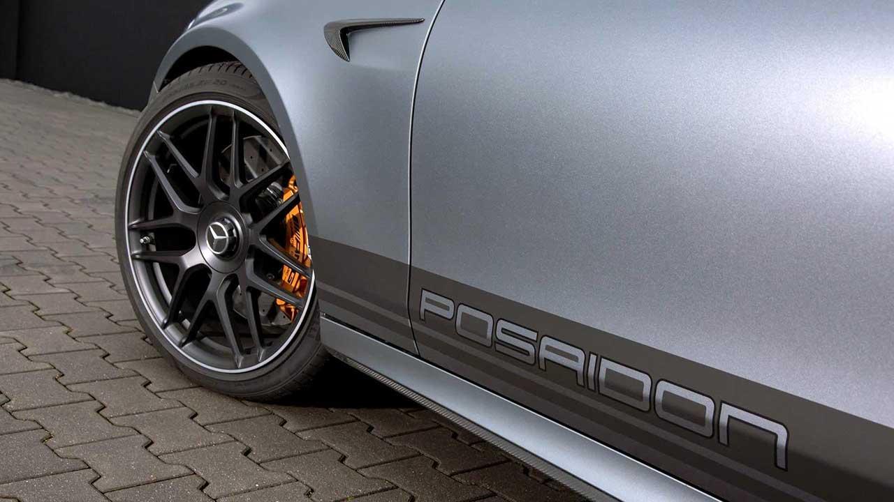 Mercedes-AMG E 63 S 4Matic 2021