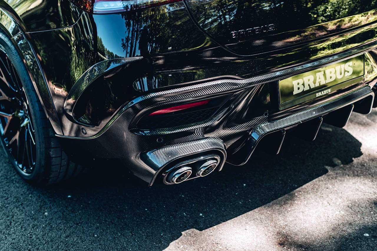 Экстерьер Mercedes-AMG GLE 63 S Coupe