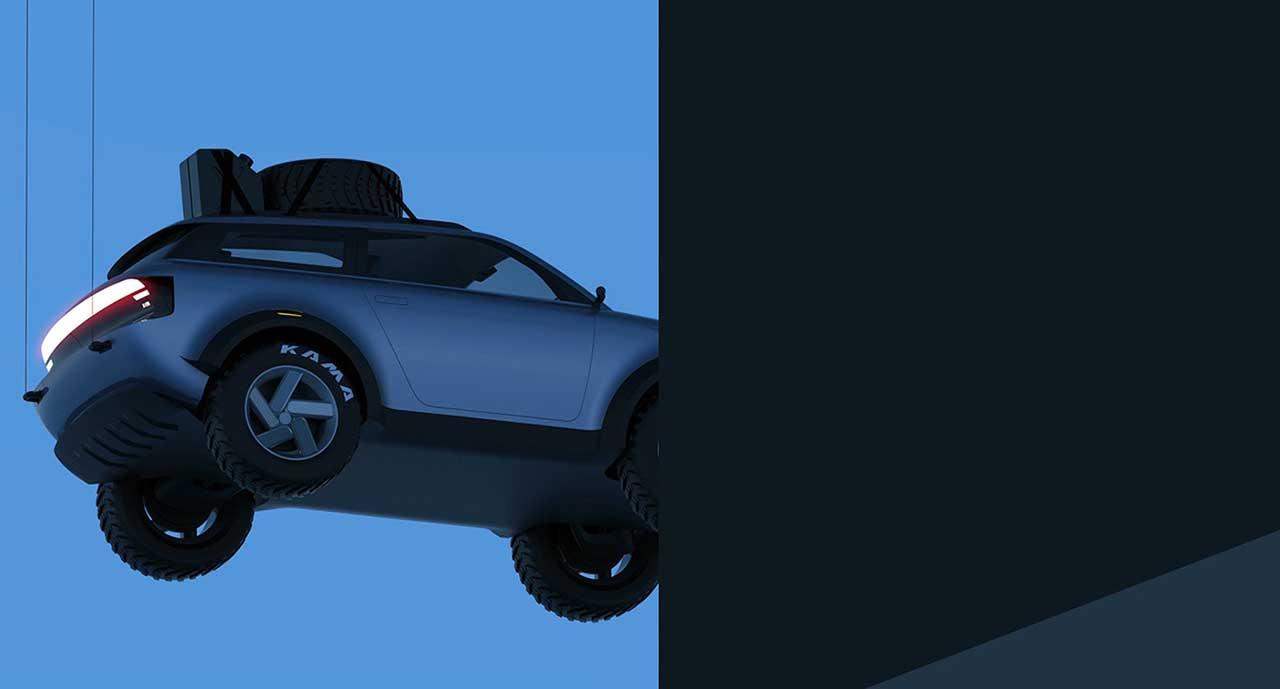 Новое поколение Lada Niva