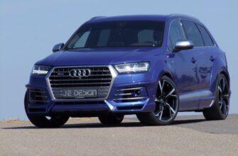 Audi SQ7 от Je Design