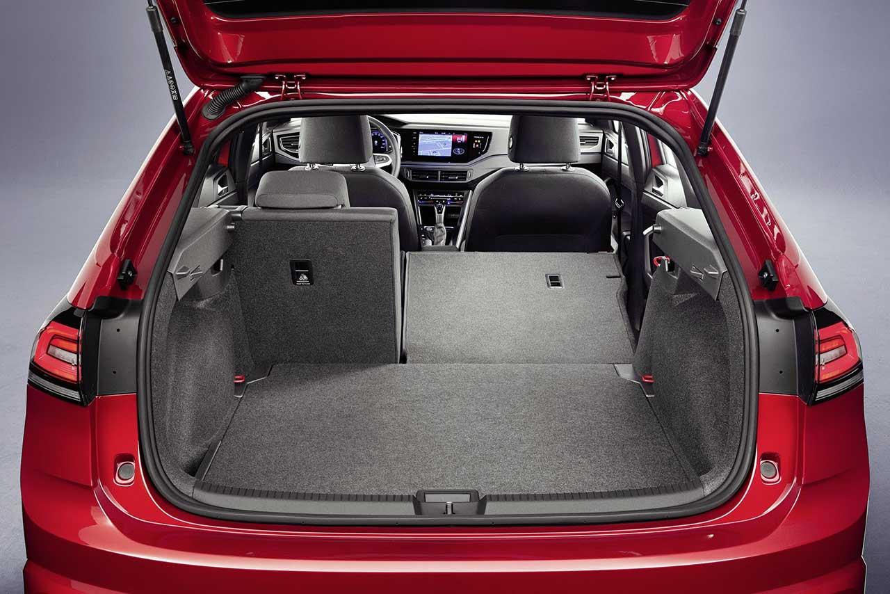 Volkswagen Taigo багажник