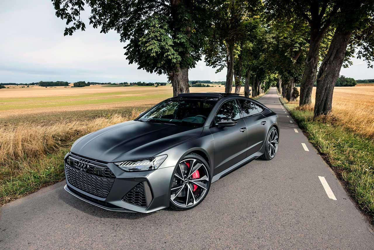 Audi RS 7 Sportback 2022,