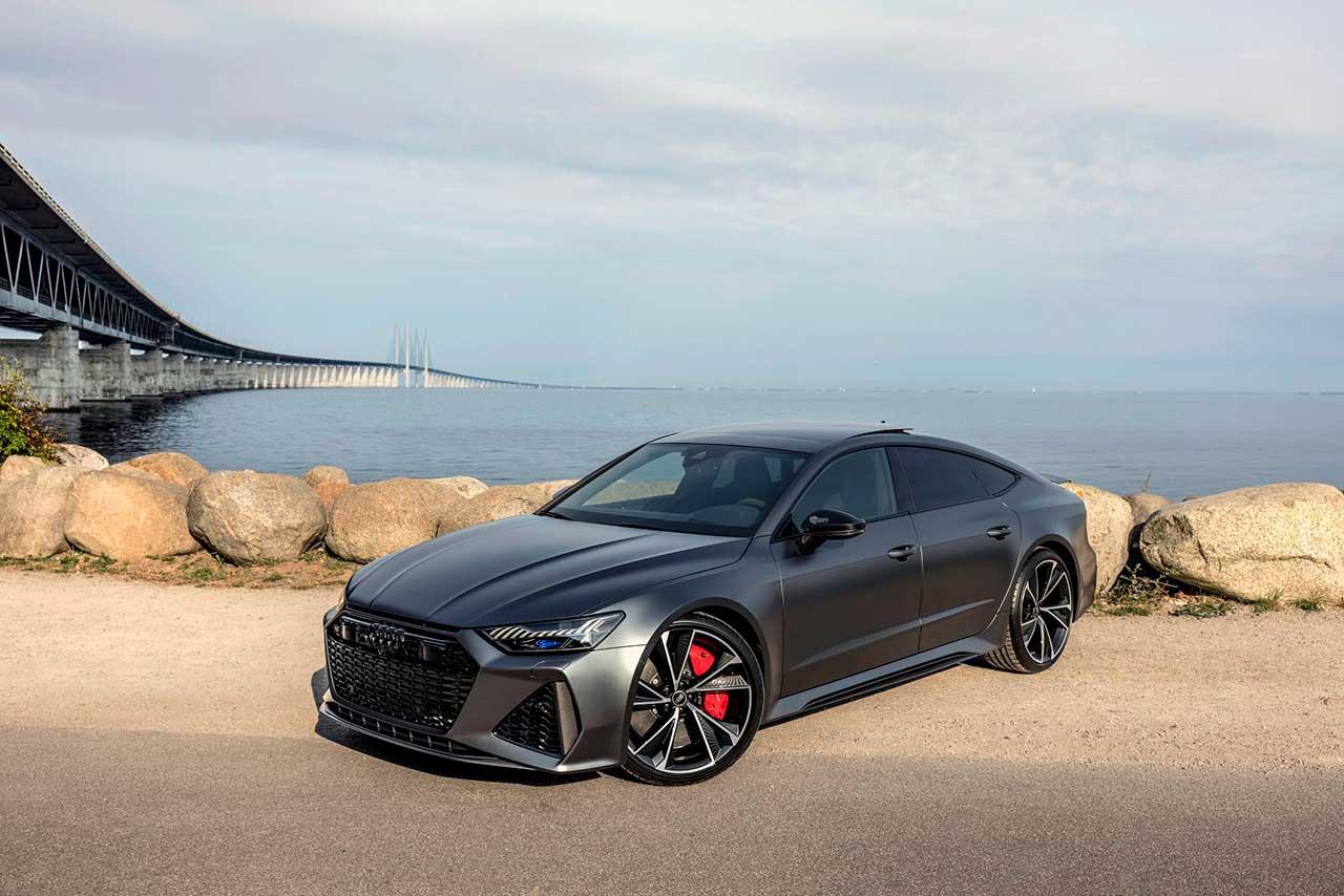 Audi RS 7 Sportback 2022