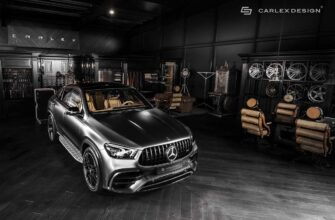 тюнинг Mercedes-AMG GLE 63 S Coupe