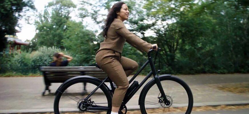 Электровелосипед Nothng
