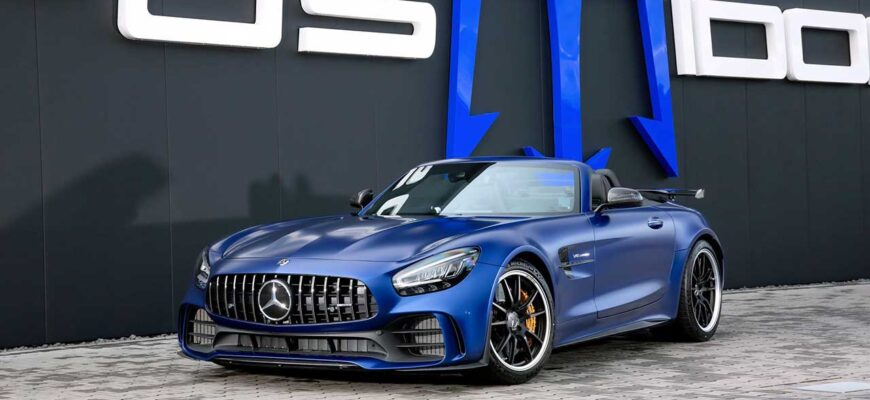 Тюнинг Mercedes-AMG GT R Roadster