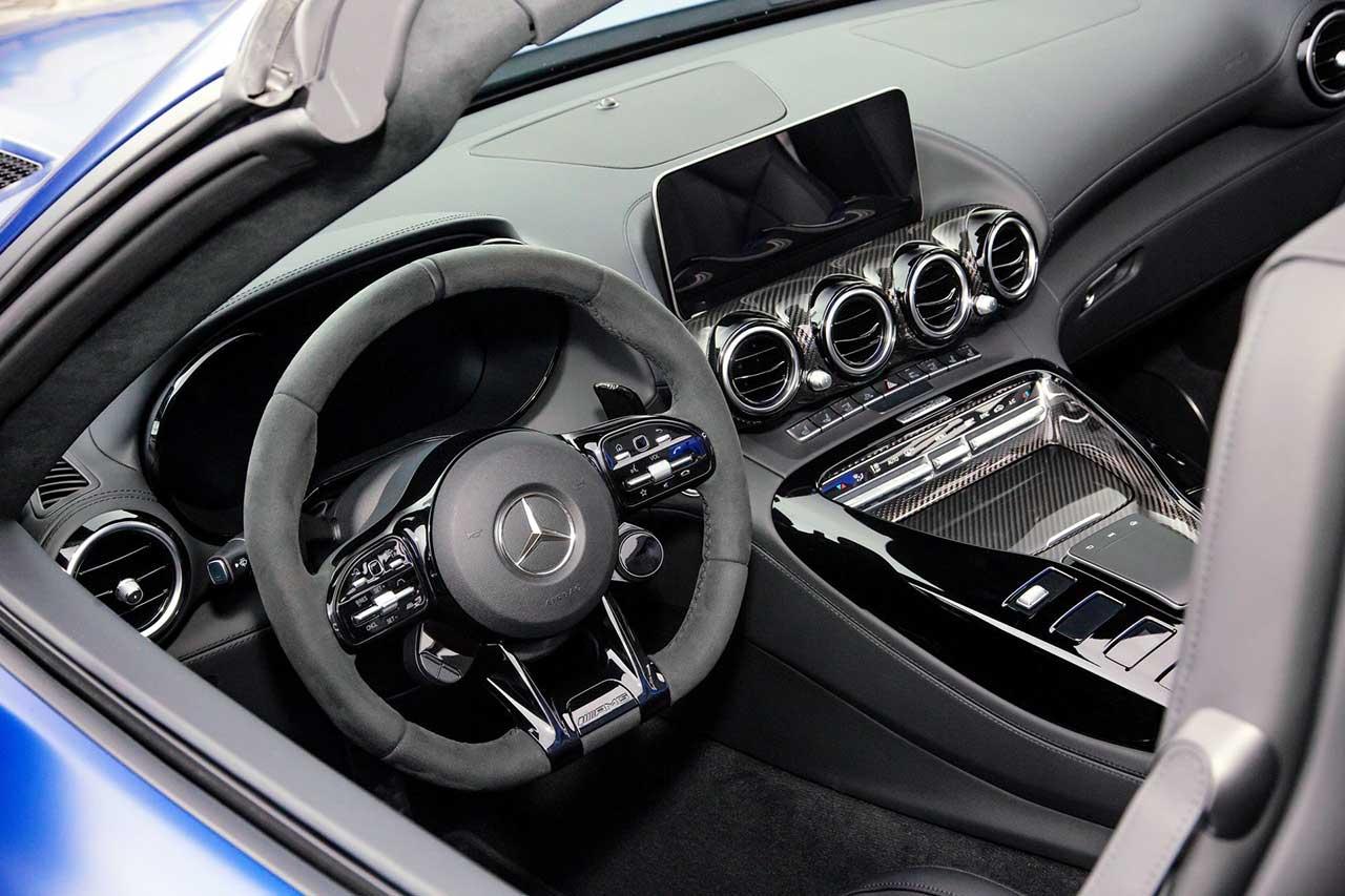 Тюнинг Mercedes-AMG GT R