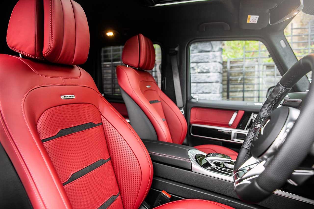 Тюнинг Mercedes-Benz AMG G63