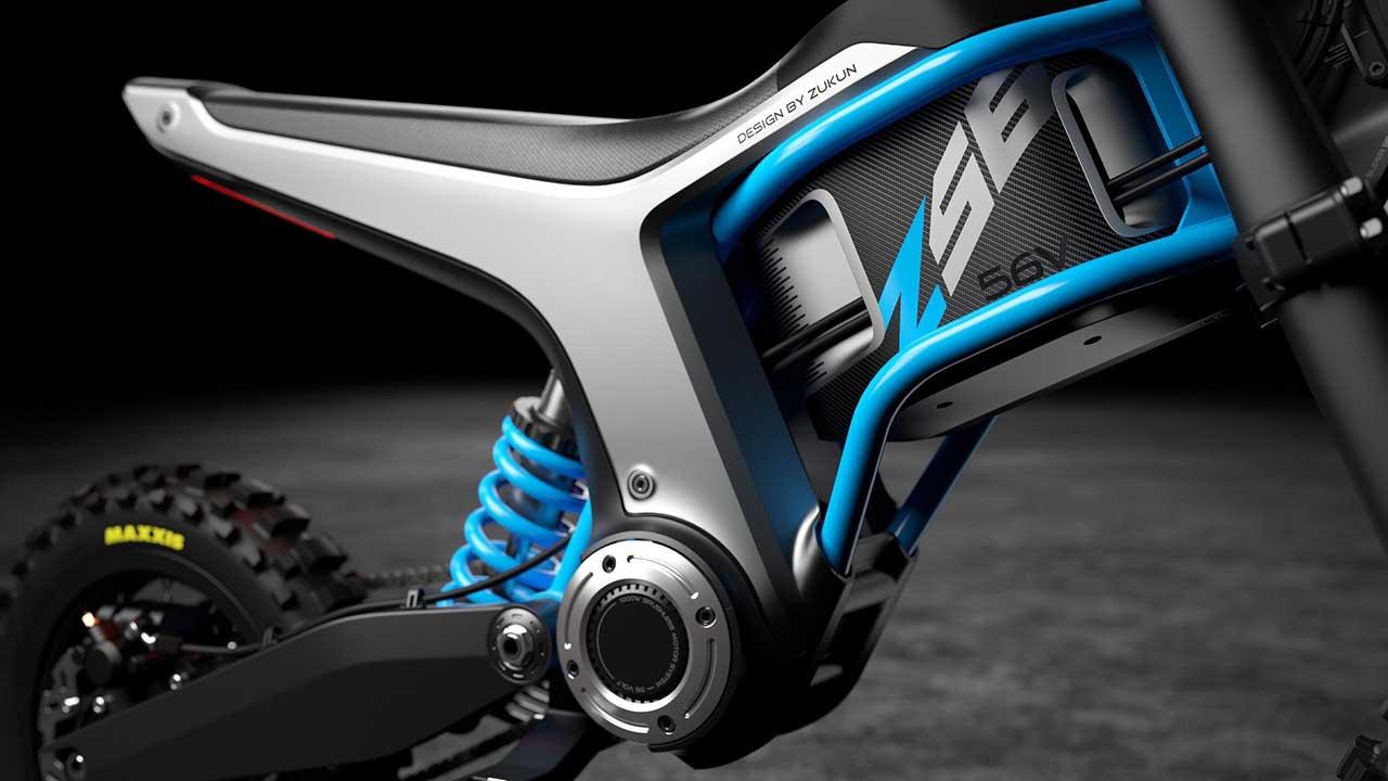 Электромотоцикл Z56 Electric Dirtbike