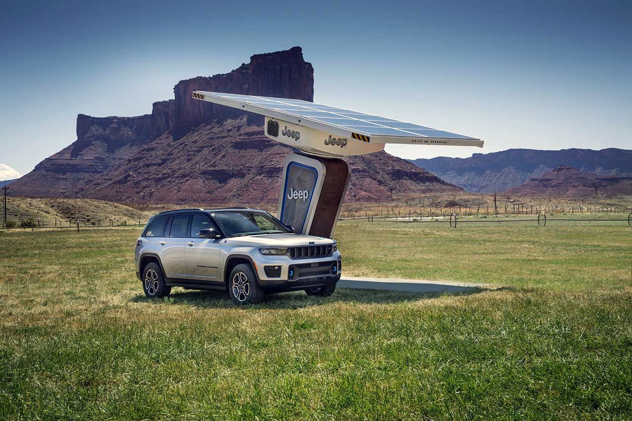 Jeep Grand Cherokee 2022 PHEV