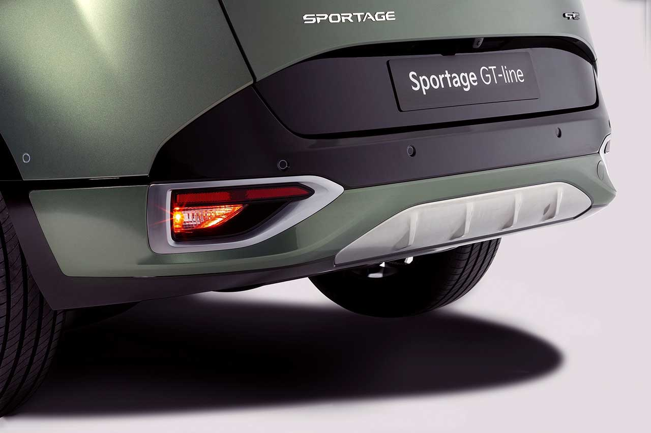 Kia Sportage 2022