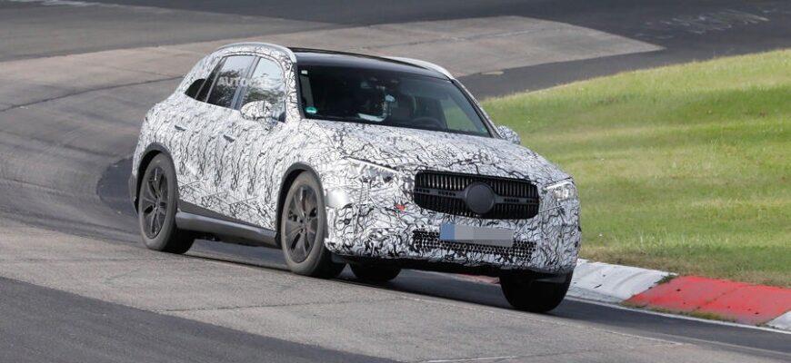 Mercedes-Benz GLC 2022