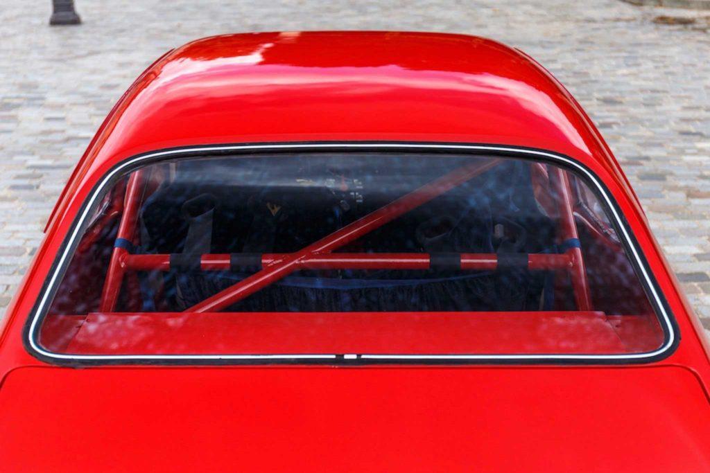 Opel Kadett 1900 Rallye