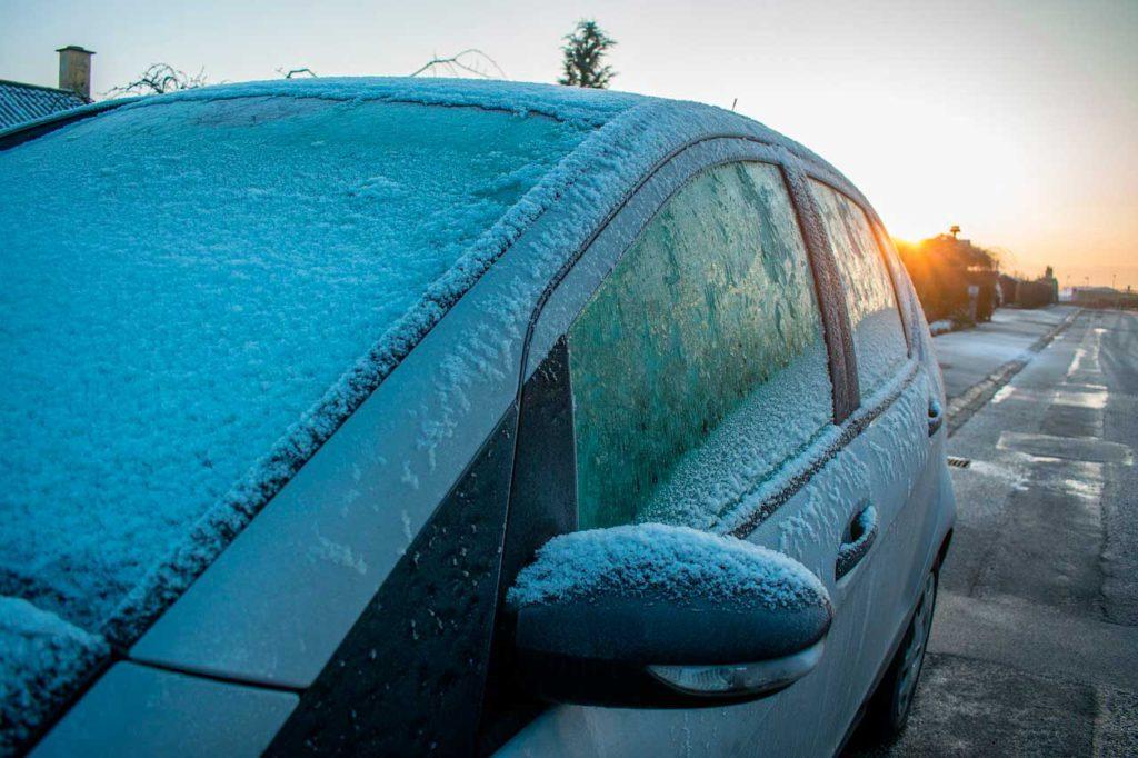 подготовки автомобиля к зиме