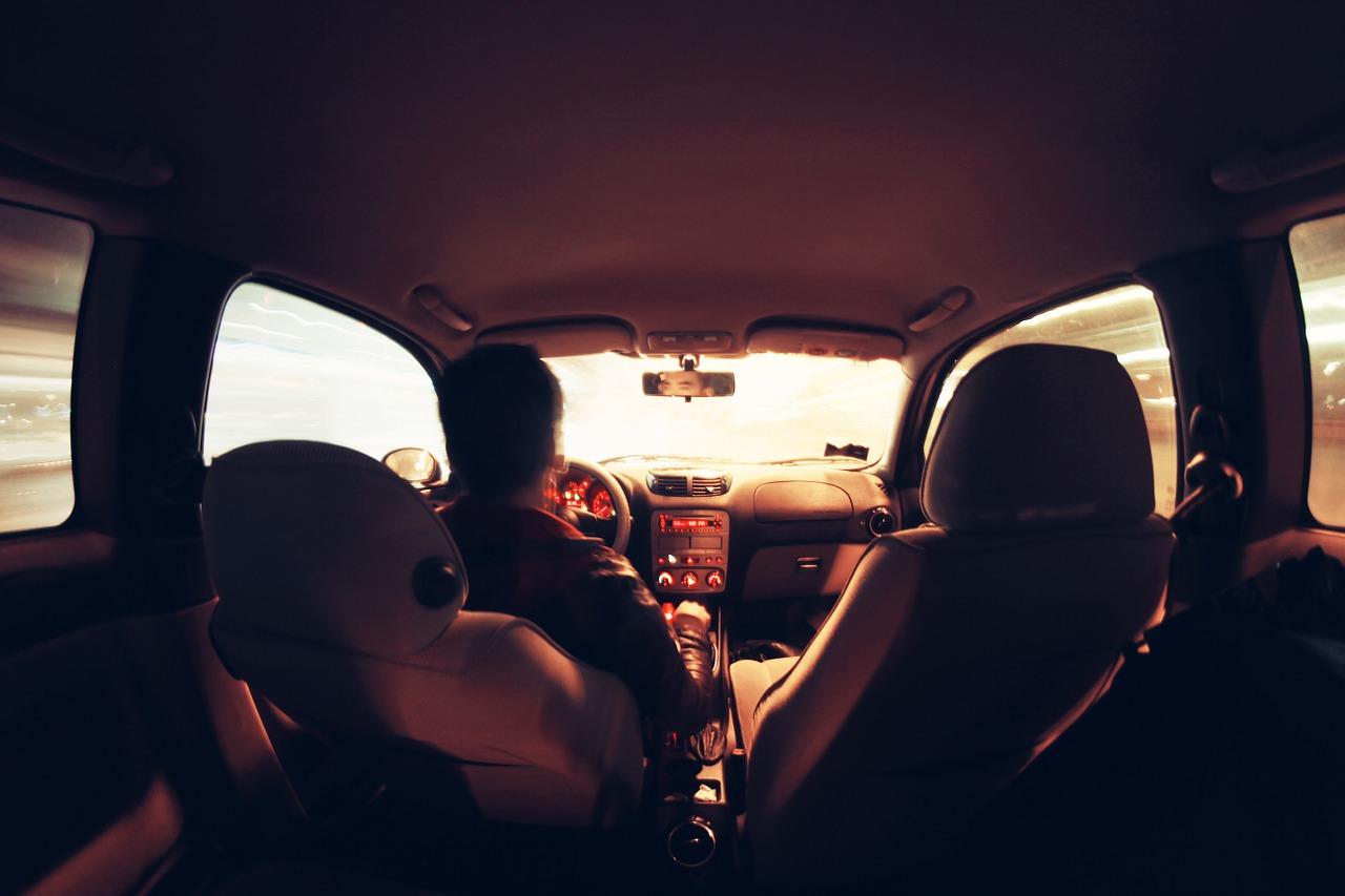 Автомобиль как источник проблем со здоровьем