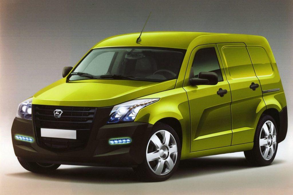 легковой фургон ГАЗ NEXT