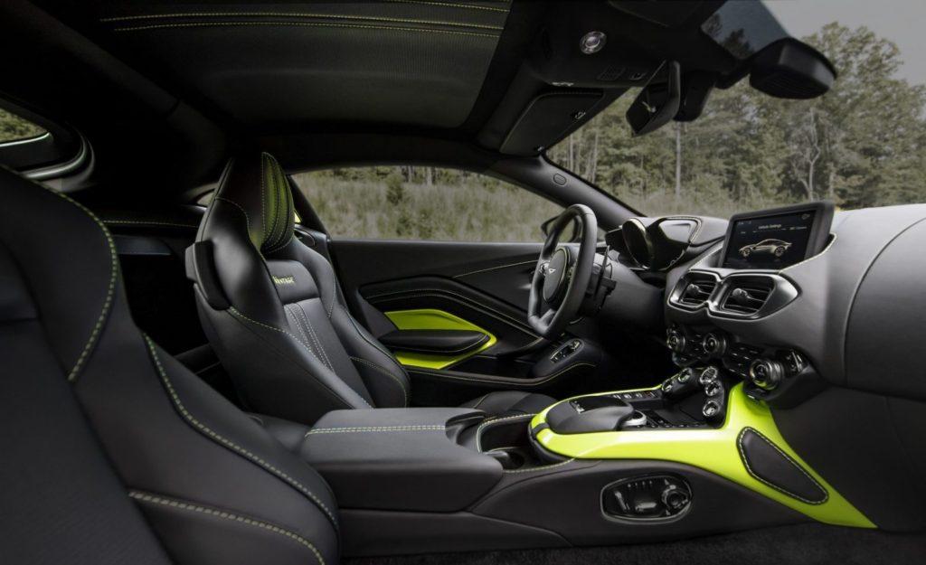 Aston Martin Vantage 2018 года