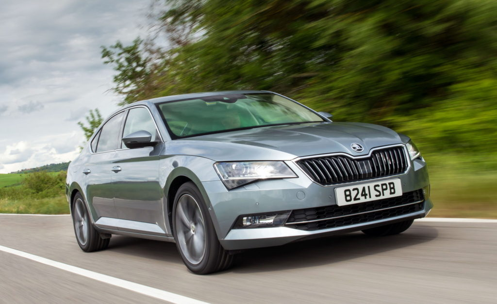 Skoda Superb PHEV
