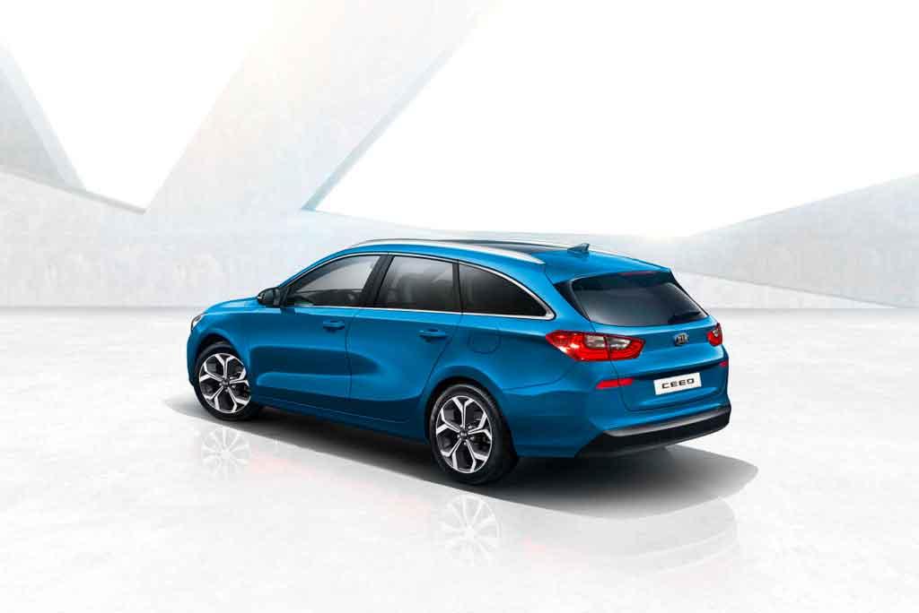 Kia Ceed Sportwagon 2019