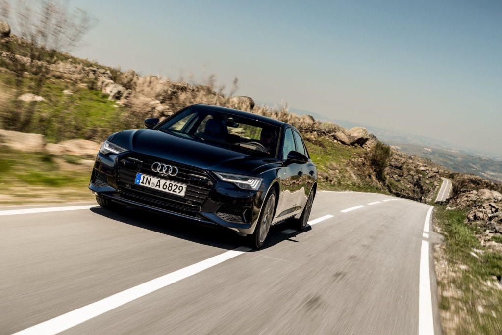 2019 Audi A6 Firmament Blue