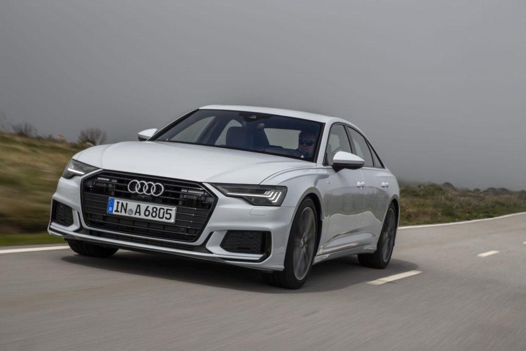 2019 Audi A6 Tayfun Grey