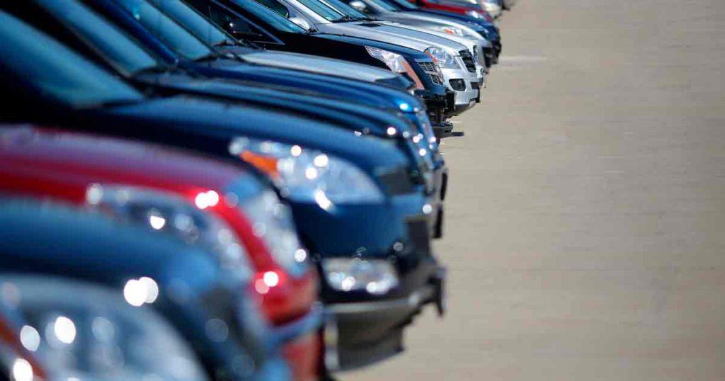 Статистика продаж автомобилей за май АЕБ