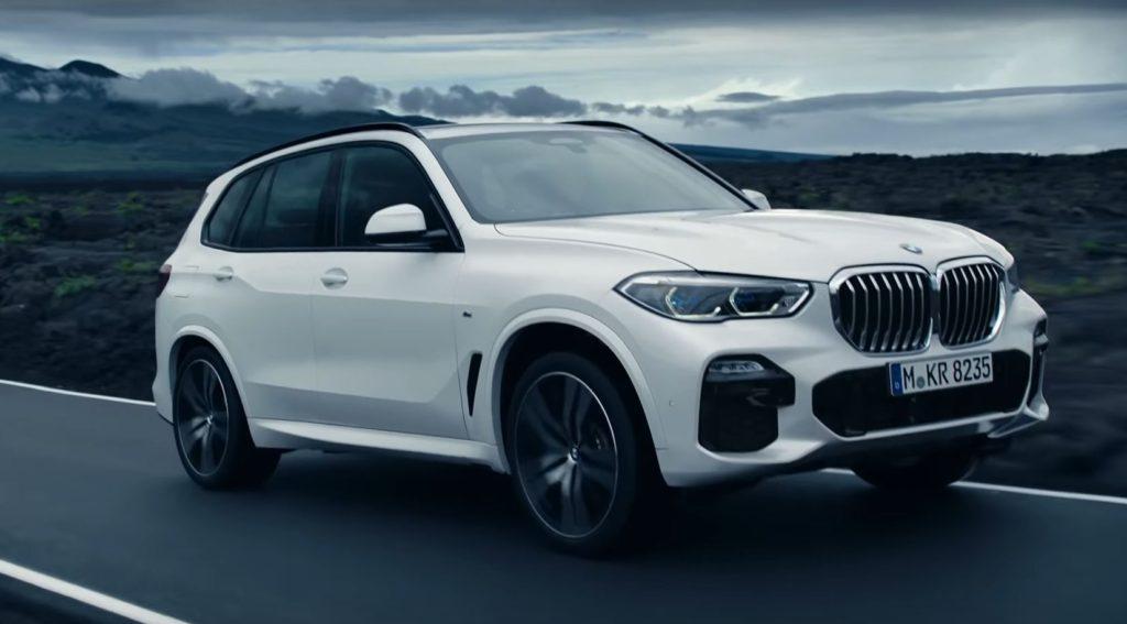 BMW представила первый рекламный ролик 2019 BMW X5.