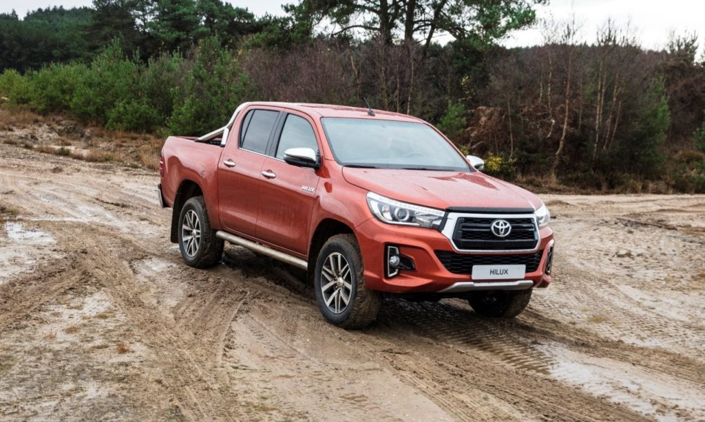 Toyota Hilux Exclusive 2018