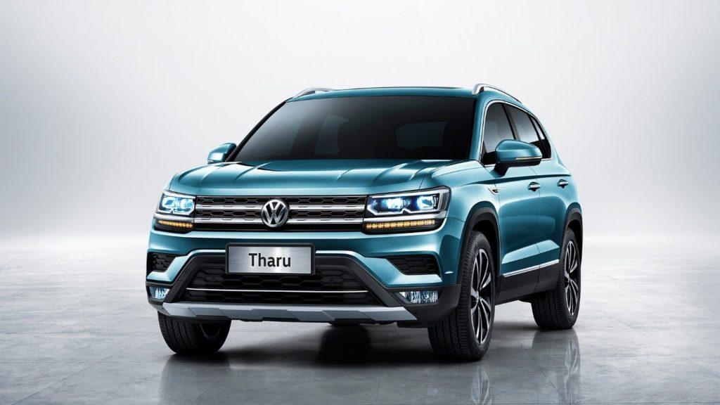 Volkswagen Tharu 2019