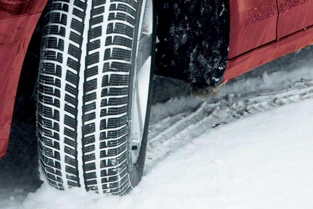 Штраф за отсутствие зимних шин