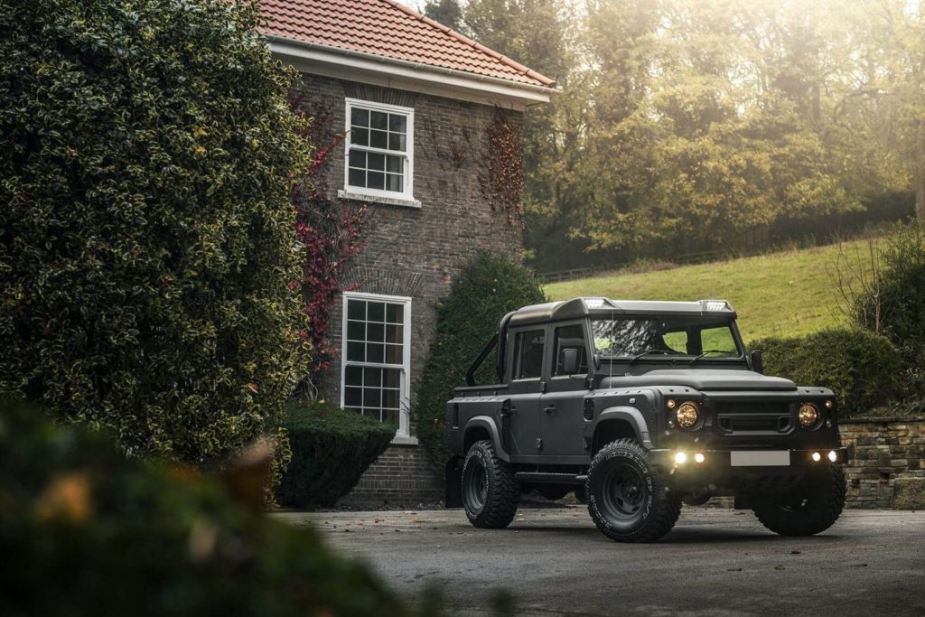 Пикап Defender Land Rover от Kahn Design