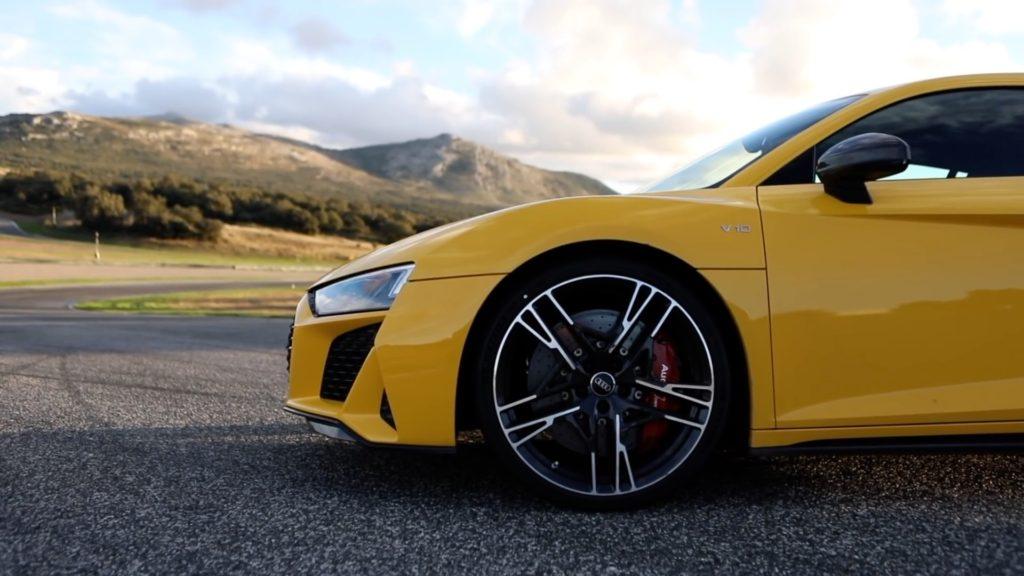 2019 Audi R8 Facelift