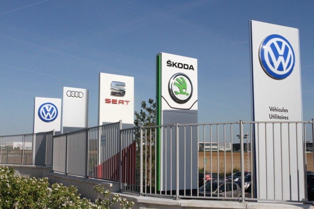 ТОП-10 автопроизводителей по продажам автомобилей в мире.