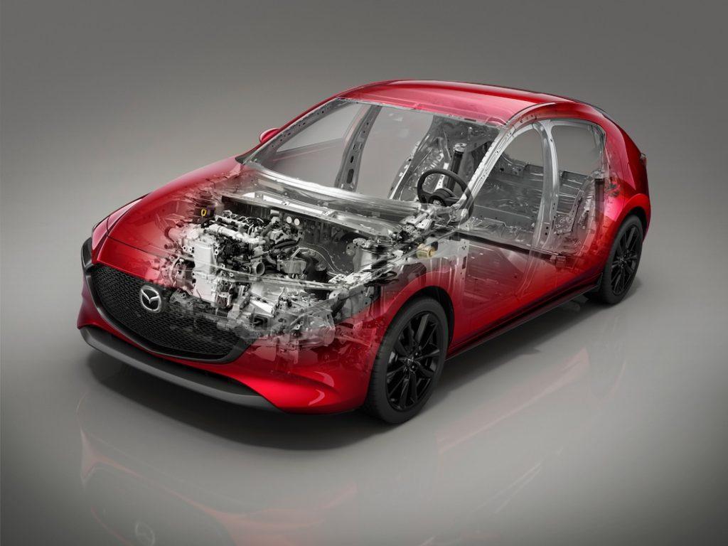 Skyactiv-X от Mazda
