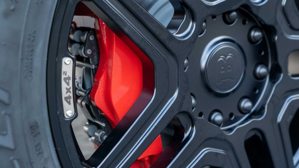 Mercedes-AMG G63 Brabus