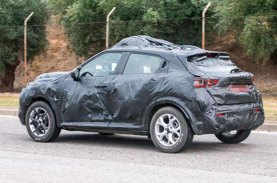 Nissan Juke 2020