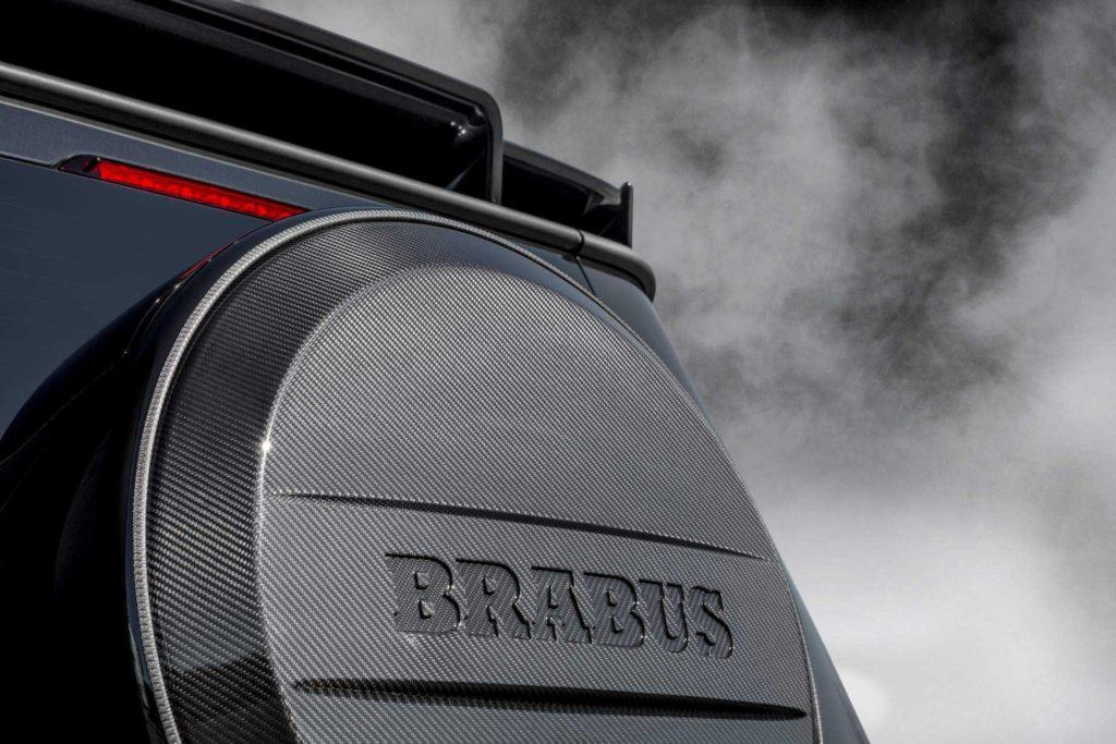 Brabus 800 Widestar - самый быстрый Mercedes - AMG G63.