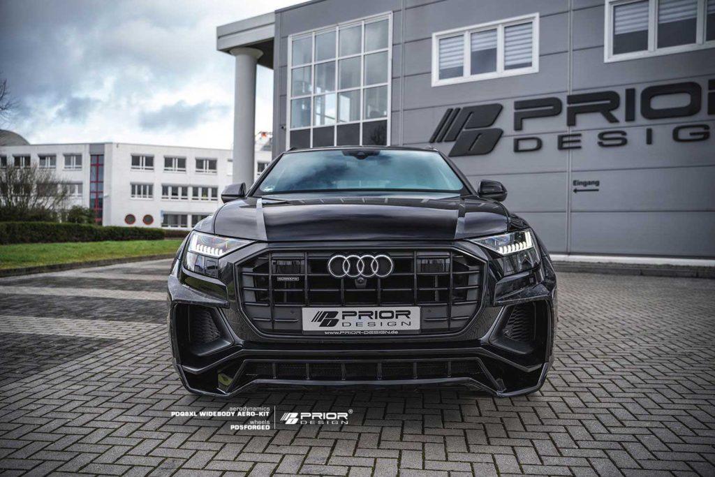 Audi Q8 Prior Design