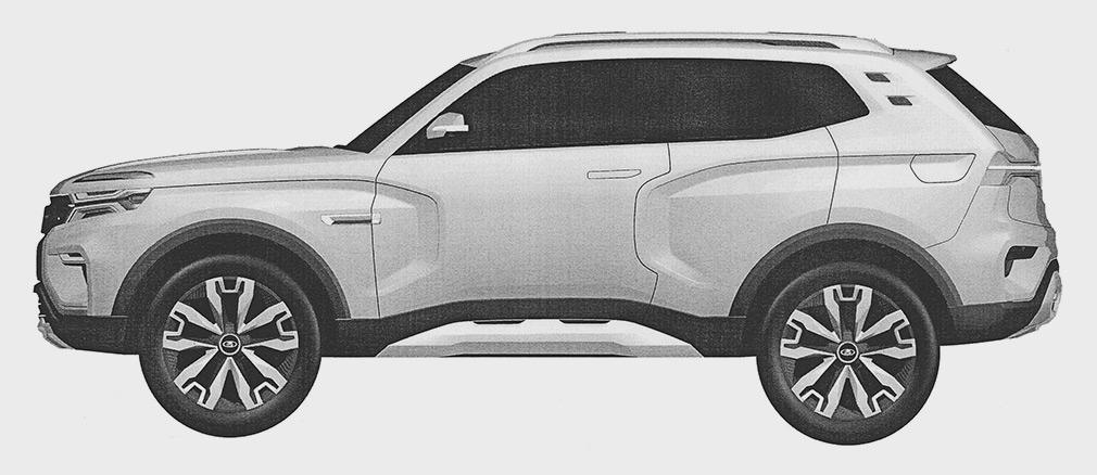 Lada 4x4 нового поколения
