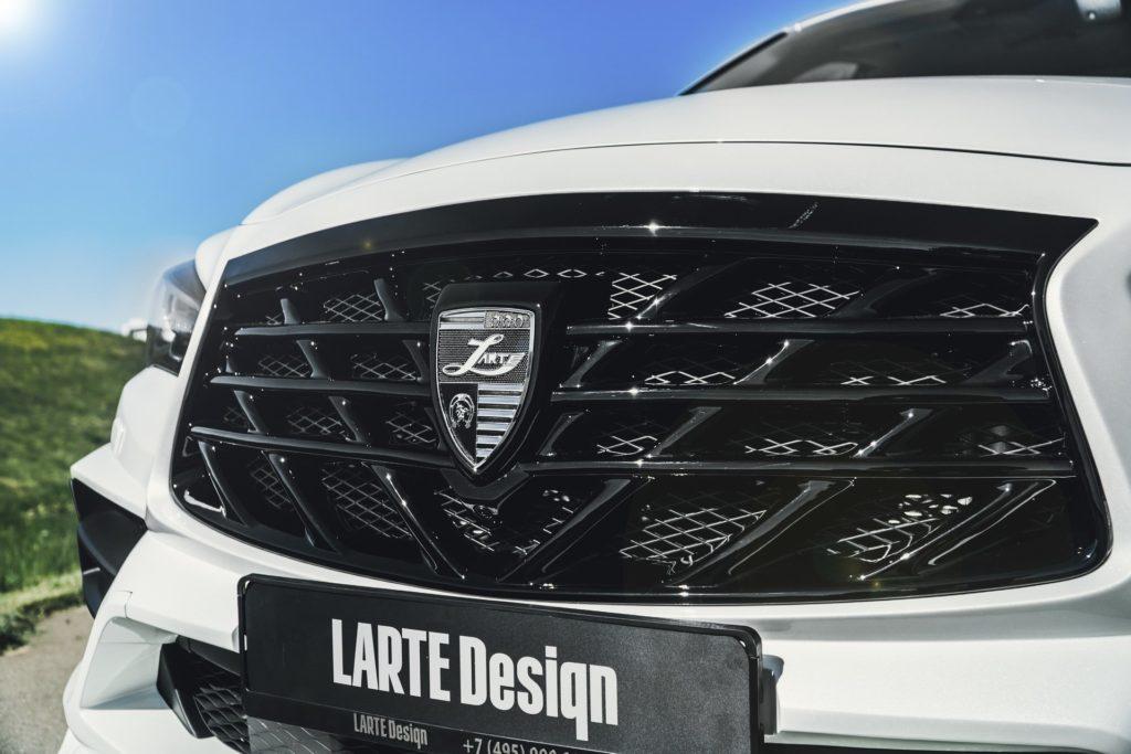 Infiniti QX60 от Larte Design