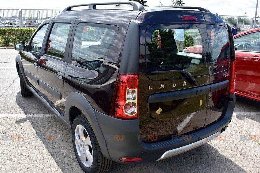 АвтоВАЗ обновил Lada Largus